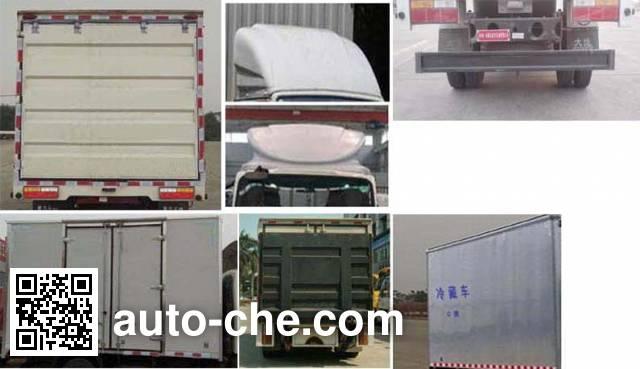 Dayun CGC5047XLCHDE33E refrigerated truck