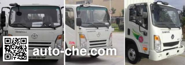 Dayun CGC5044XXYBEV1DCBJEAGY electric cargo van