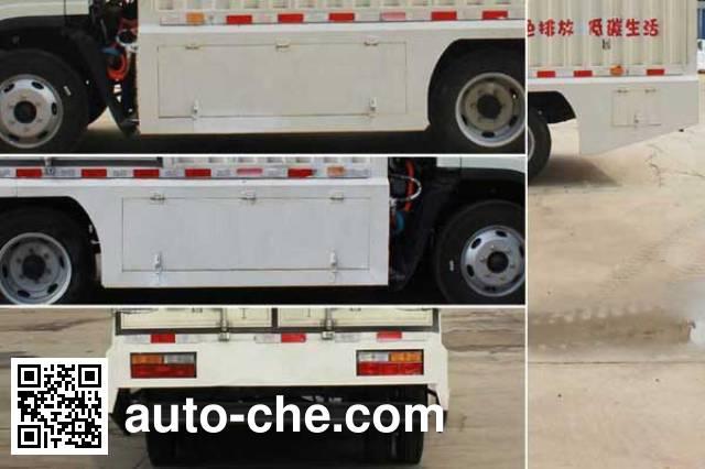 Dayun CGC5044XXYBEV1CBLJEAGY electric cargo van