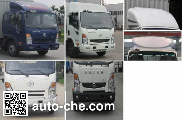 Dayun CGC5046CCYHDE33E stake truck