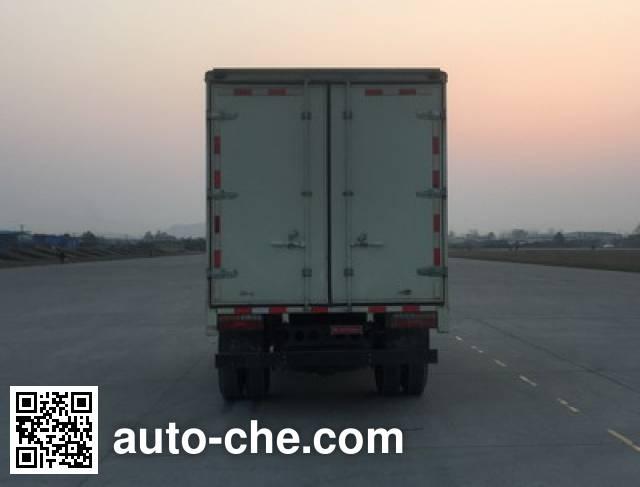 大运牌CGC5050XXYHDE33E厢式运输车