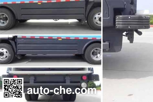 Dayun CGC5074ZYSBEV1AALJFAGK electric garbage compactor truck