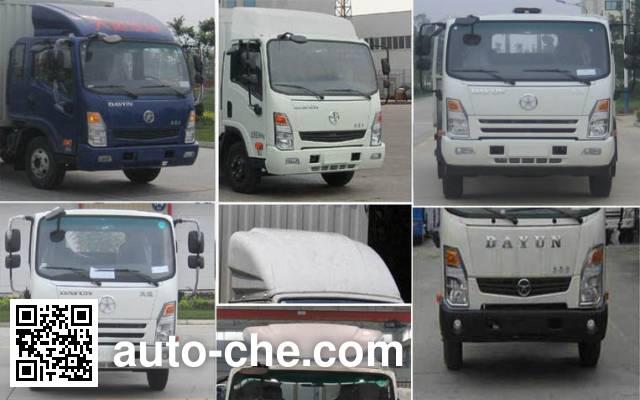 Dayun CGC5080CCYHDE33E stake truck