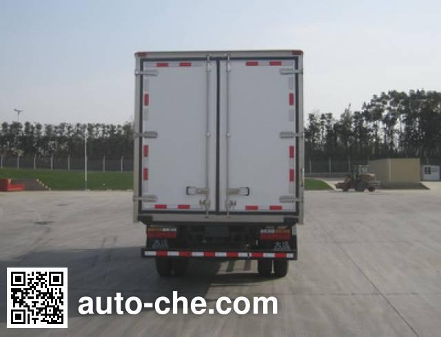 Dayun CGC5101XLCHDE39E refrigerated truck