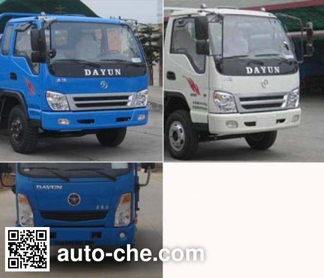 Dayun CGC5100CCYHDD33D stake truck