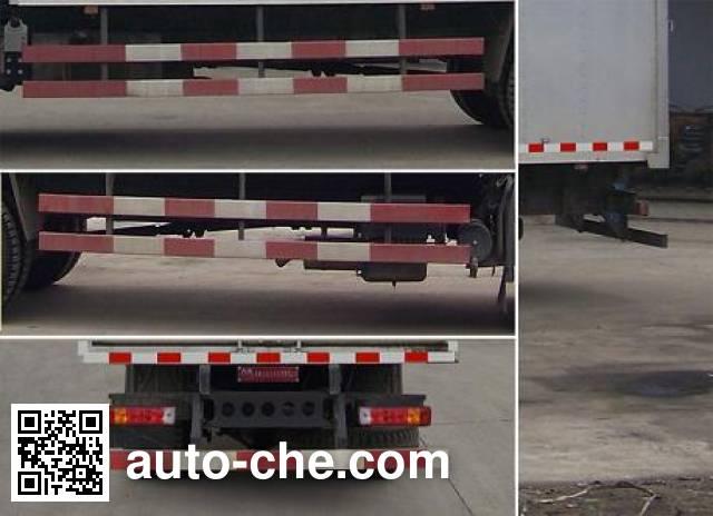 Dayun CGC5161XXYD48AC box van truck