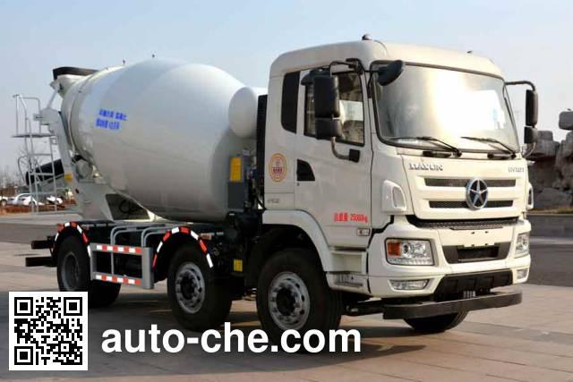 大运牌CGC5250GJBD41BA混凝土搅拌运输车
