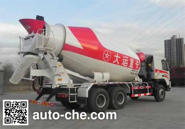 Dayun CGC5250GJBD43CA concrete mixer truck
