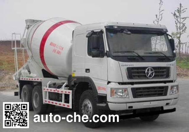 大运牌CGC5250GJBD4BCA混凝土搅拌运输车