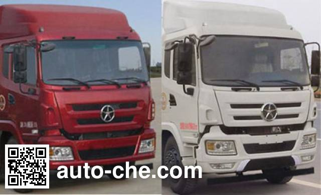 Dayun CGC5250XXYD4TBB box van truck