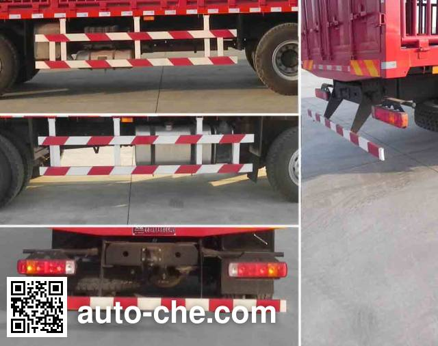 Dayun CGC5310CCQD5EDHF livestock transport truck