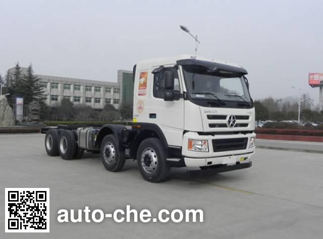 Dayun CGC5310GJBD5DDAD concrete mixer truck chassis