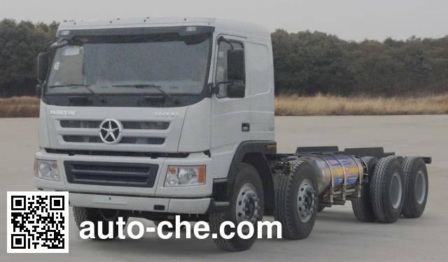 Dayun CGC5310GJBN4XD concrete mixer truck chassis