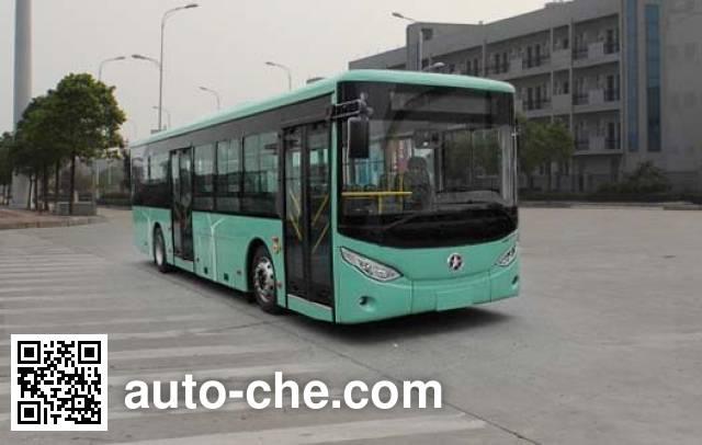 大运牌CGC6106BEV1GAEJKARM纯电动城市客车