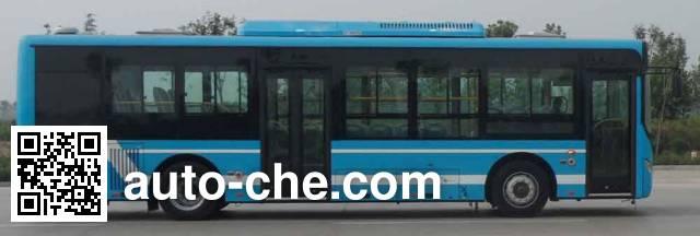 大运牌CGC6106BEV1KACJJAWM纯电动城市客车