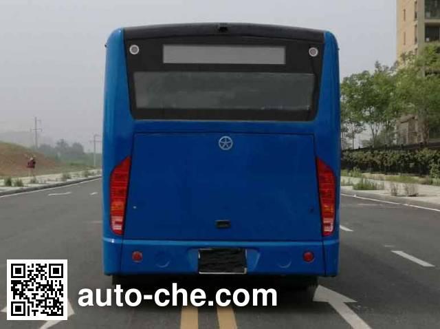 Dayun CGC6806BEV1JACHHACM electric city bus