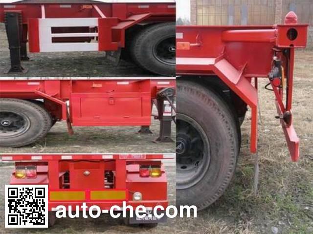 Dayun CGC9350TJZ container transport trailer