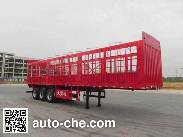 Dayun CGC9400CCY368A stake trailer