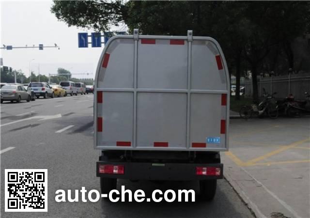 Sanli CGJ5030ZDJE5 docking garbage compactor truck