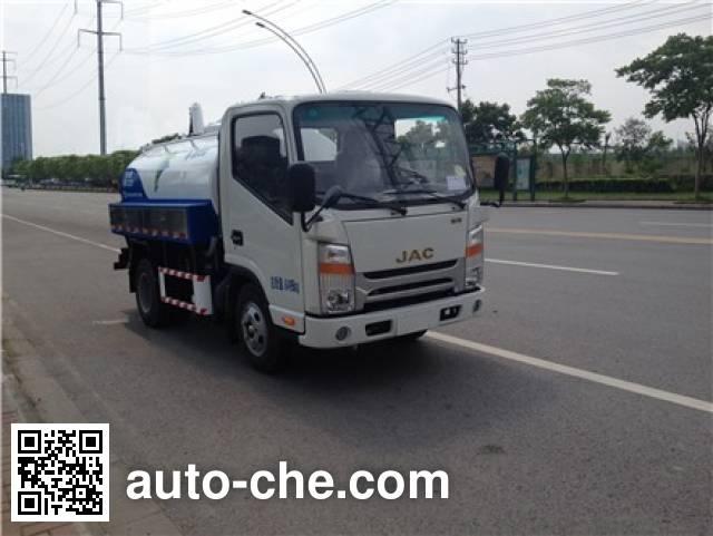Sanli CGJ5060GXEE5 suction truck