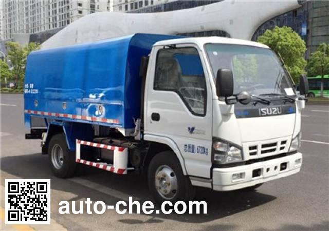 Sanli CGJ5070GXEE5 suction truck