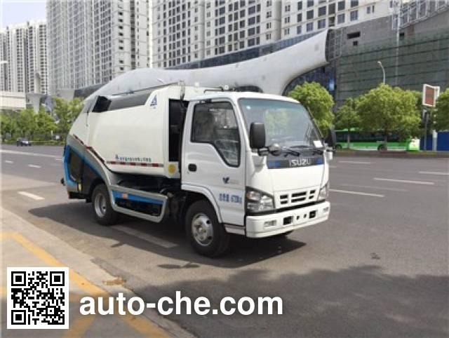Sanli CGJ5070ZYSAE5 garbage compactor truck