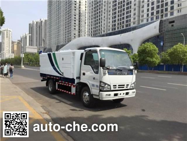 Sanli CGJ5071GQXE5 sewer flusher truck