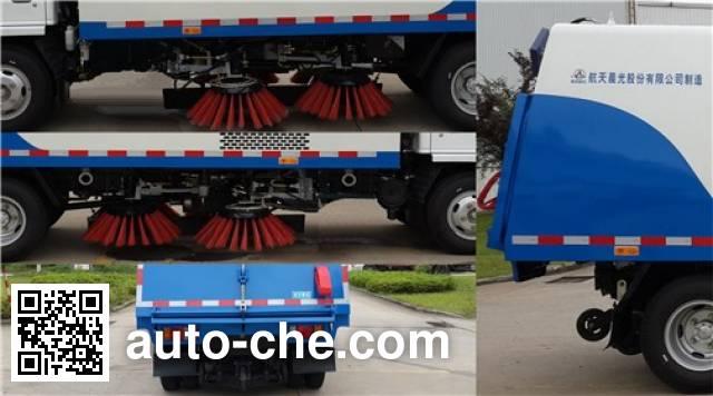 Sanli CGJ5071TSLE5 street sweeper truck