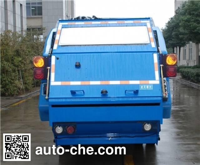 Sanli CGJ5071ZYSBE5 garbage compactor truck