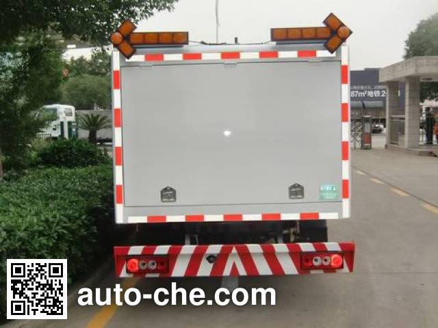 Sanli CGJ5080GQXE5 sewer flusher truck