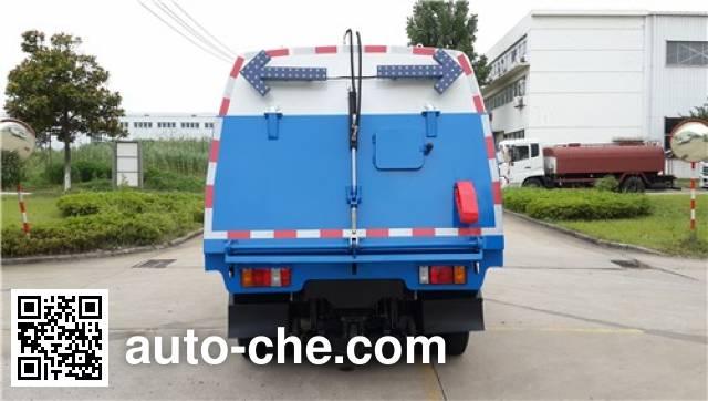 三力牌CGJ5080TSLE5扫路车