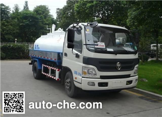 Sanli CGJ5081GXEE6 suction truck