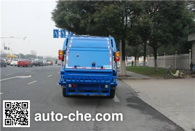 Sanli CGJ5081ZYSE6 garbage compactor truck