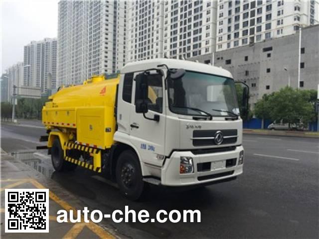 Sanli CGJ5120GQXE5 sewer flusher truck