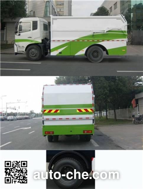 Sanli CGJ5122ZLJ dump garbage truck