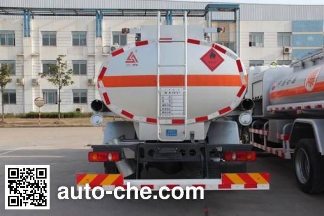 Sanli CGJ5128GJY01 fuel tank truck