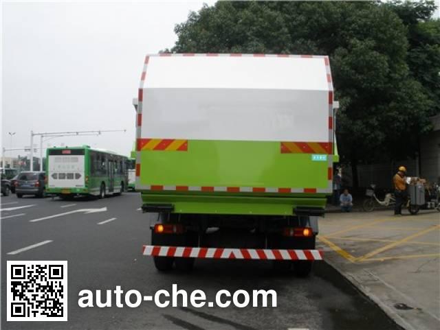 Sanli CGJ5160ZDJE4 docking garbage compactor truck