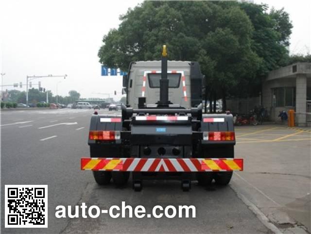 三力牌CGJ5160ZXXE5车厢可卸式垃圾车