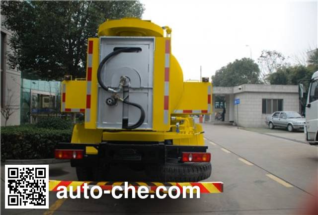 三力牌CGJ5121GST下水道疏通清洗车