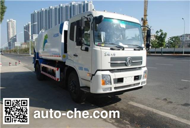 Sanli CGJ5189ZYSE5 garbage compactor truck