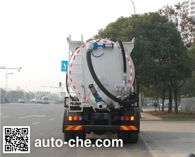 Sanli CGJ5250GXY industrial vacuum truck
