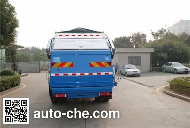 Sanli CGJ5254ZYS garbage compactor truck