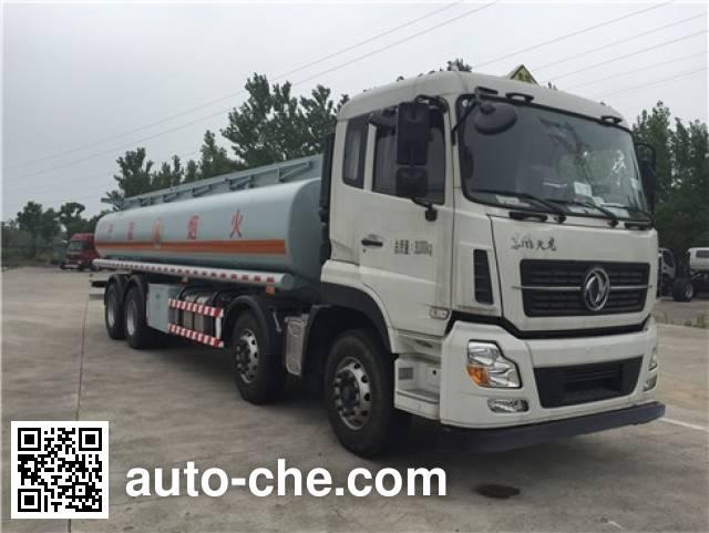 Sanli CGJ5311GJY08C fuel tank truck