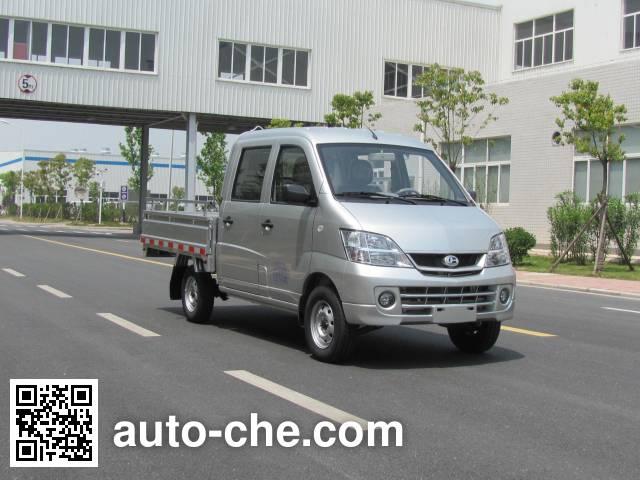 Changhe CH1021EC23 легкий бортовой грузовик со сдвоенной кабиной