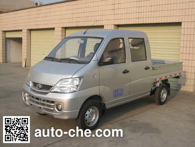 Changhe CH1021EG23 crew cab light cargo truck