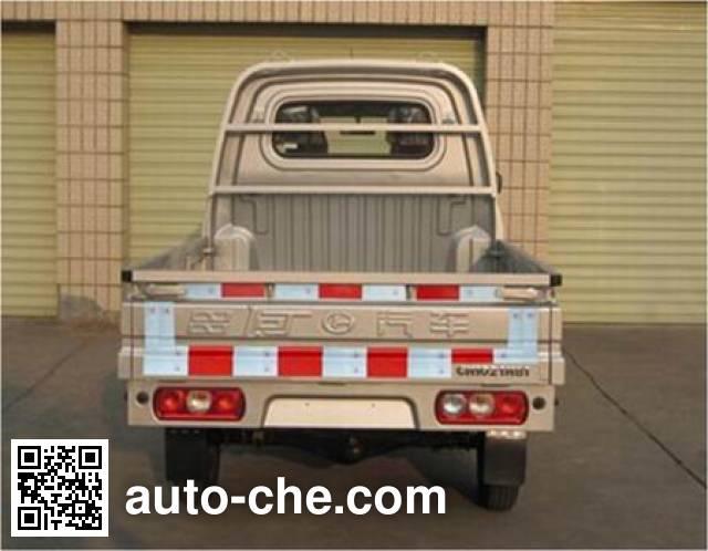 Changhe CH1021HB1 легкий бортовой грузовик со сдвоенной кабиной