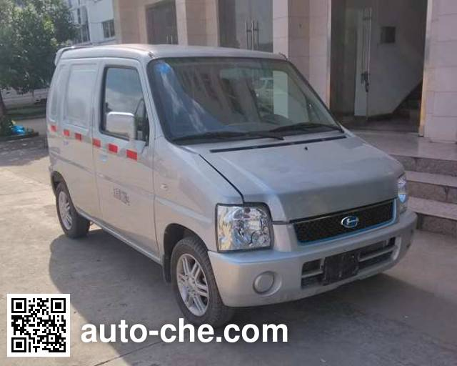 Changhe CH5015XXYBEVA2CB electric cargo van