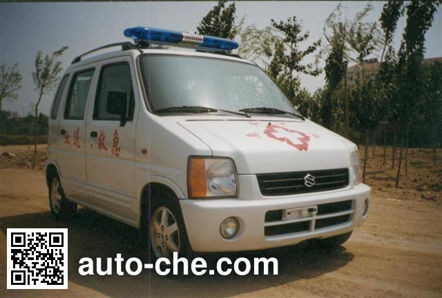 Beidouxing CH5016XXJB blood plasma transport medical car