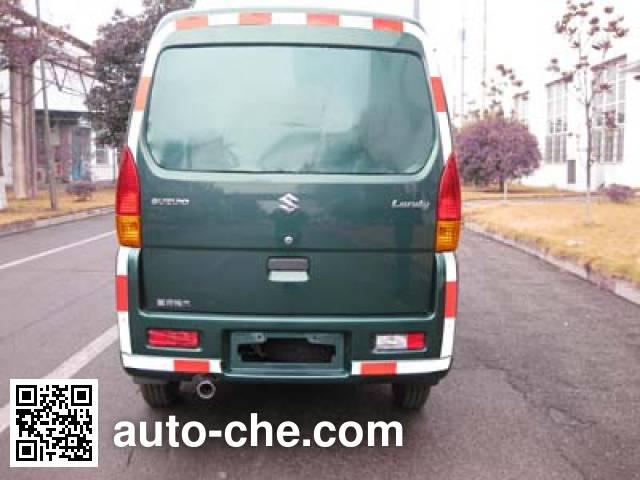 Changhe Suzuki CH5022XYZC2 postal vehicle