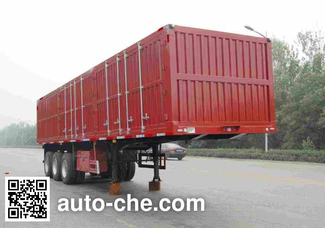 Hengcheng CHC9406XXY box body van trailer